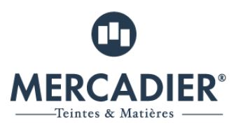 Logo mercardier for Mercadier lille